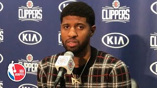 Paul George credits Doc Rivers for helping him learn the Clippers' style of play | NBA on ESPN