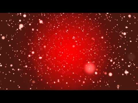Christmas snow fall - Free animation video background loop