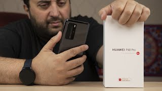 Huawei P40 pro | التطور المقيد