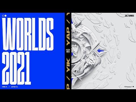 Royal Never Give Up (RNG) vs EDward Gaming (EDG) - Worlds 2021 Çeyrek Final
