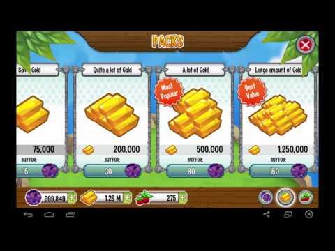 Dragon City 999,999 Gems Gold Food Tutorial 1000% working
