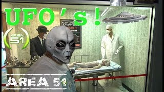 Roswell New Mexico, Area 51, Aliens & UFO's