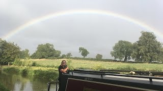 Our 1979 Narrowboat Adventure Holiday is ending | Day #4 | Ashby Canal
