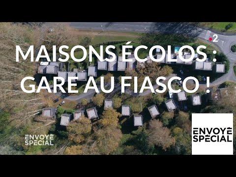 nouvel ordre mondial | Envoyé spécial. Maisons écolos : gare au fiasco ! - 10 janvier 2019 (France 2)