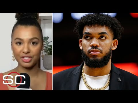 Karl-Anthony Towns raising awareness about COVID-19 | SportsCenter