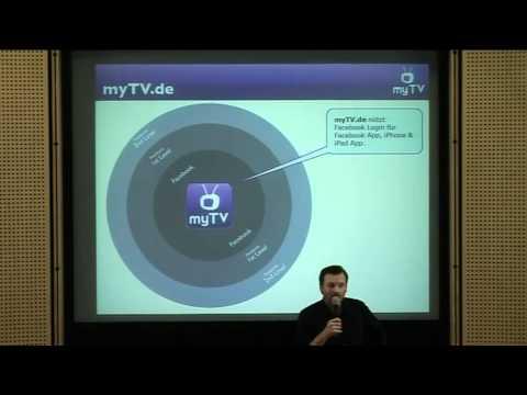 Vortrag: Social TV - Beispiele für Apps und interaktive TV-Formate
