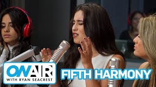 """Fifth Harmony """"I'm In Love With a Monster"""" (Acoustic) 