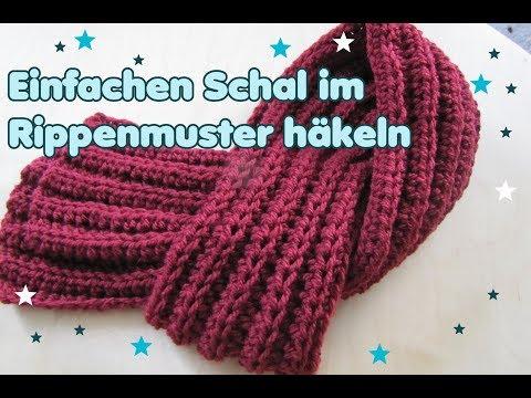 Schal Stricken Falsches Patentmuster Videomovilescom