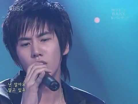 Super Junior [K.R.Y] - The One I Love Performance