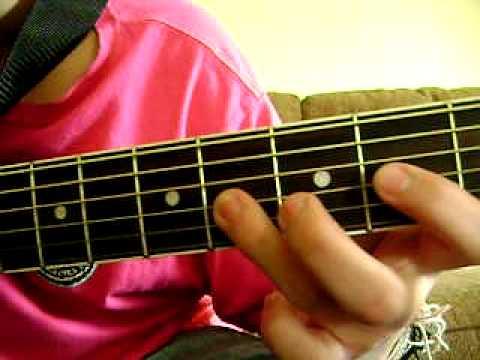 Como Tocar One De Metallica En Guitarra Acustica
