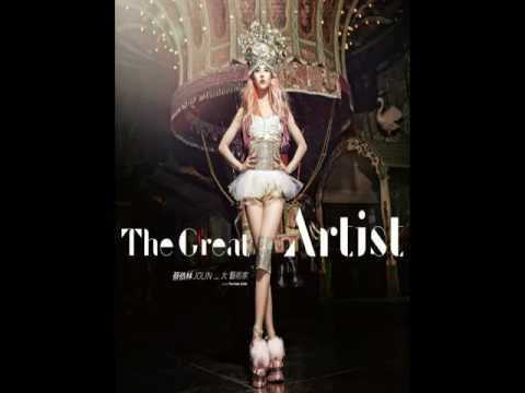 Jolin Tsai (蔡依林) - The Great Artist (大藝術家) HQ lyrics (附歌詞)