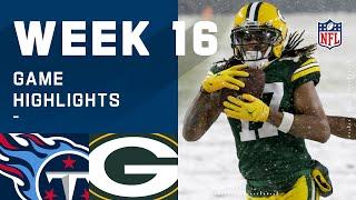 Titans vs. Packers Week 16 Highlights   NFL 2020