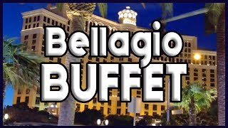 Bellagio Buffet Las Vegas Brunch Dinner Review