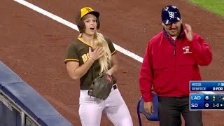 MLB | Ballgirl Awesome