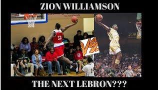 Zion Williamson Official Player Breakdown!!! Next Lebron?!