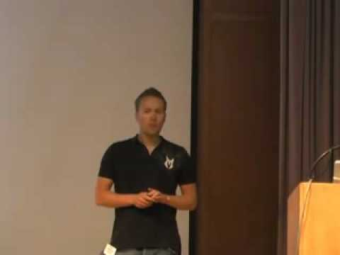 David Heinemeier Hansson at Startup School 08
