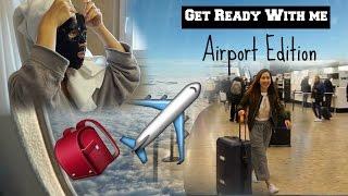 [Get ready with me] Airport Edition - Chuẩn bị ra sân bay ♡Truc's hobbies♡