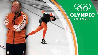 The Mistake That Cost Sven Kramer Olympic Gold | Strangest Moments