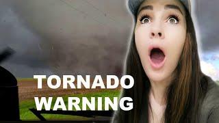 🌪️TORNADO WARNING!😳