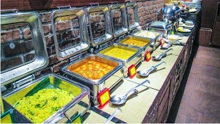 Luxurious Buffet of FLAME & GRILL SouthCity, kolkata