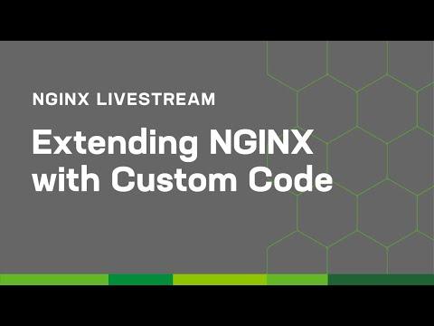 Extending NGINX with Custom Code