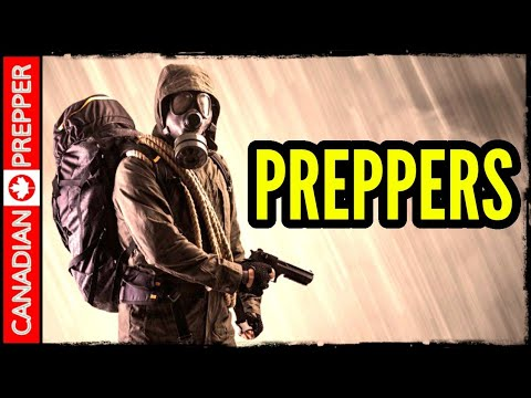 The Fascinating Psychology Of Preppers