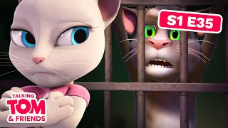 Talking Tom and Friends - Friends Forever (Season 1 Episode 35)