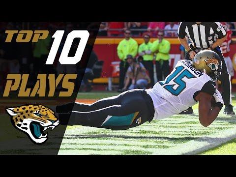Top 10 Jaguars Plays of 2016 | NFL