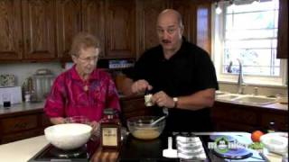 Italian Recipes - How to Make Amaretto Pizzelle Batter