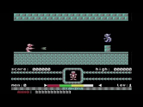 Hektik! (2018) | Preview | C64 | Homebrew World