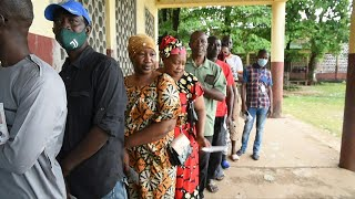 Guineans set to vote in tense presidential election | AFP