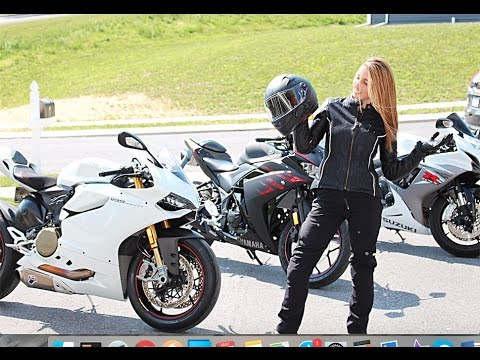Motorcycle Gear Try On | What I Wear