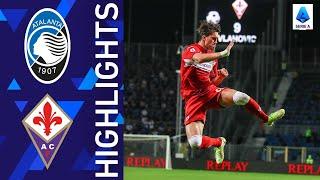 Atalanta 1-2 Fiorentina | Vlahovic stuns Atalanta with a brace | Serie A 2021/22