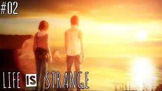 #02【Life is Strange (ライフ イズ ストレンジ)】時を戻して運命を変える☆初見