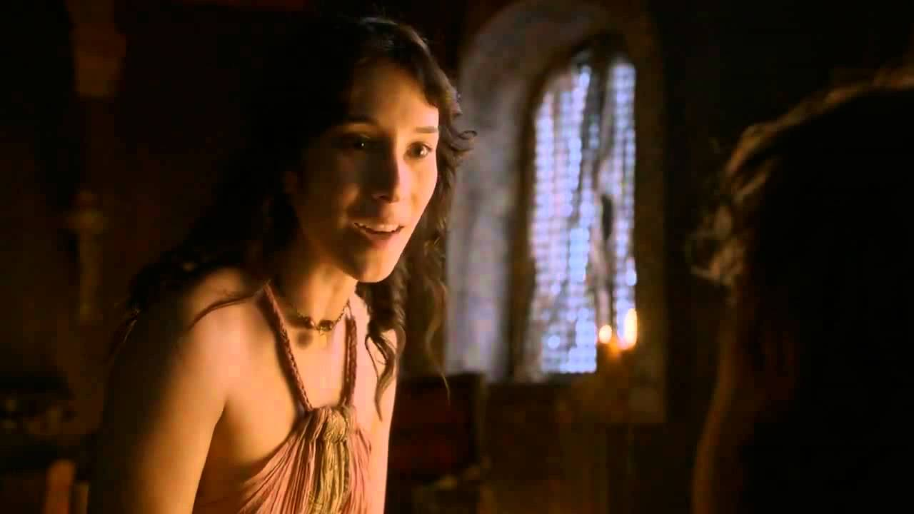 Shae & Tyrion Lannister - Game of Thrones 2x10 (HD) - YouTube Game Of Thrones Shae And Tyrion