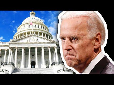 Breaking News: Joe Biden Urges Congress Pass Gun Control