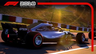 F1 2018 - Játékmenet Trailer 3