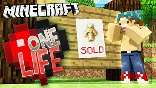 SOMEONE BOUGHT MY TOTEM OF UNDYING!? | One Life SMP #51