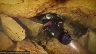 Eagles Nest Cave Divers