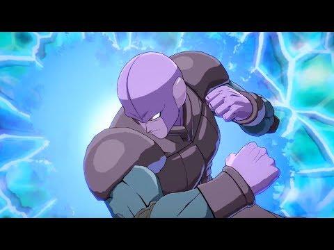 HAKAI!! First OFFICIAL Beerus, Hit, & Super Saiyan Rose Goku Black Gameplay | DRAGON BALL FIGHTERZ