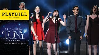 """Parkland Students Sing """"Seasons of Love"""" Rent"""