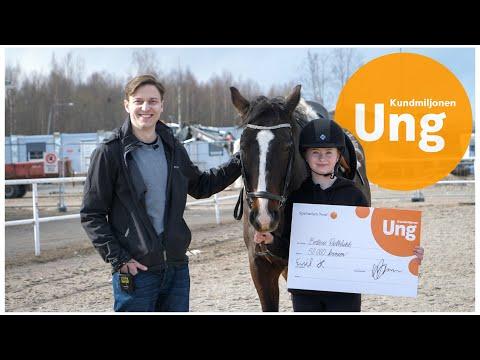 KUNDMILJONEN UNG   Bodens Ridklubb