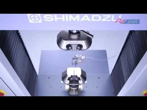 Máquinas electromecánicas de ensayo universal • Shimadzu • AGS-X
