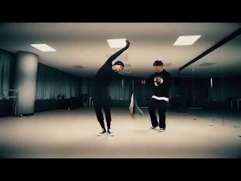 EXO Kai Olympics solo dance practice