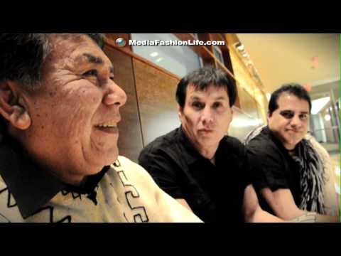 LOS KJARKAS 2010: Una conversacion con los mas grandes exponentes de LA MUSICA ANDINA
