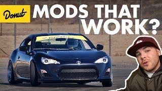 Performance Car Mods That Actually Work  | The Bestest | Donut Media