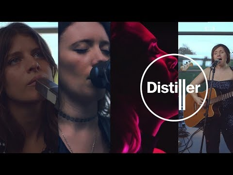 The Future Is Female live from the Distillery ft. Marika Hackman, Carmody, Betsy  & more