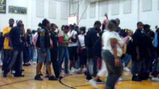 thurgood marshall high school PEP RALLEY