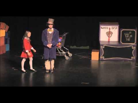 Chanelle O'Neill sings