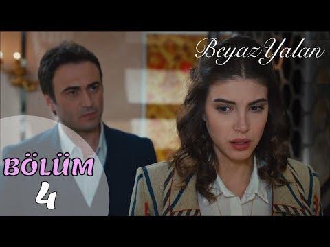 Beyaz Yalan (4.Bölüm YENİ) | 18 Nisan Son Bölüm 1080p Full HD Tek Parça İzle